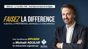 Michael Aguilar - Vendeur d'élite - Be Alternatives conférences et formations